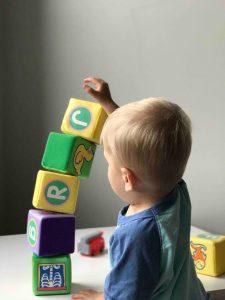 Blokkentoren bouwen voor gevorderde