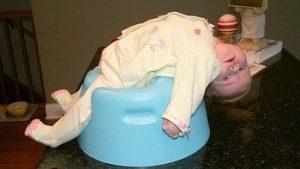 Dit kan er gebeuren bij kindjes die heel erg overstrekken