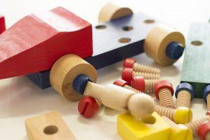 Heerlijk houten auto speelgoed!